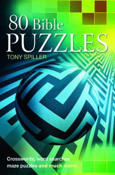 Picture of 80 BIBLE PUZZLES