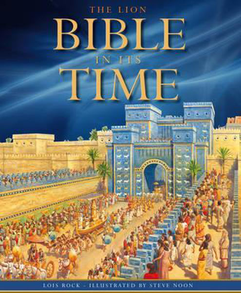 Picture of THE LION BIBLE IN ITS TIME