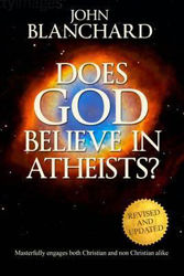 Picture of DOES GOD BELIEVE IN ATHEISTS? Pbk