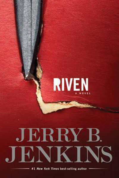 Picture of RIVEN A novel