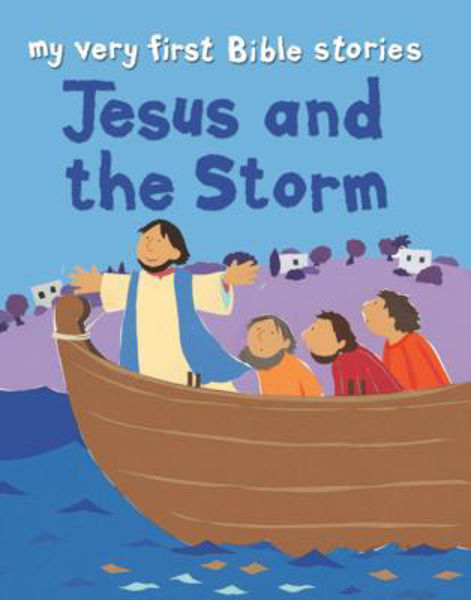 Picture of MY VERY FIRST/JESUS AND THE STORM