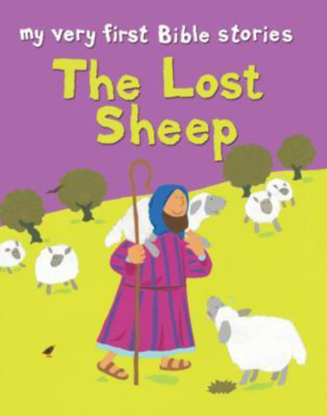Picture of MY VERY FIRST/THE LOST SHEEP