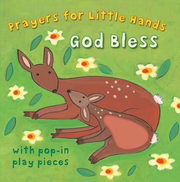 Picture of PRAYERS FOR LITTLE HANDS/GOD BLESS
