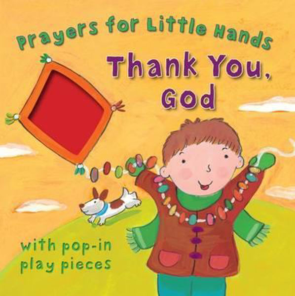 Picture of PRAYERS FOR LITTLE HANDS/THANK YOU GOD