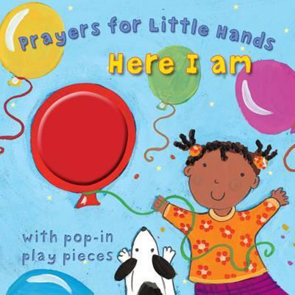 Picture of PRAYERS FOR LITTLE HANDS/HERE I AM