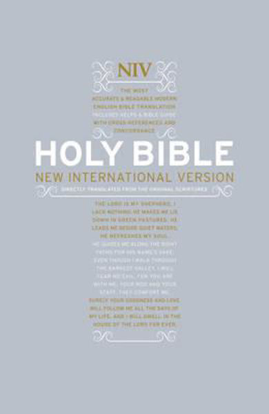 Picture of NIV 2011/POPULAR REFERENCE CONCORDANCE