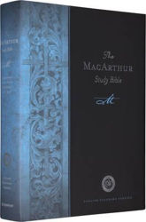 Picture of ESV MACARTHUR STUDY BIBLE Hardcover