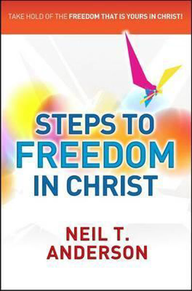 Picture of STEPS TO FREEDOM IN CHRIST
