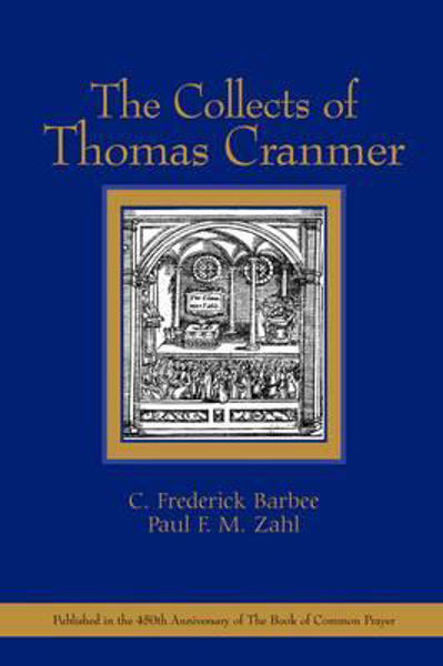 Picture of THE COLLECTS OF THOMAS CRANMER