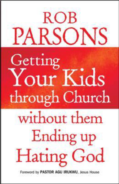Picture of GETTING YOUR KIDS THROUGH CHURCH