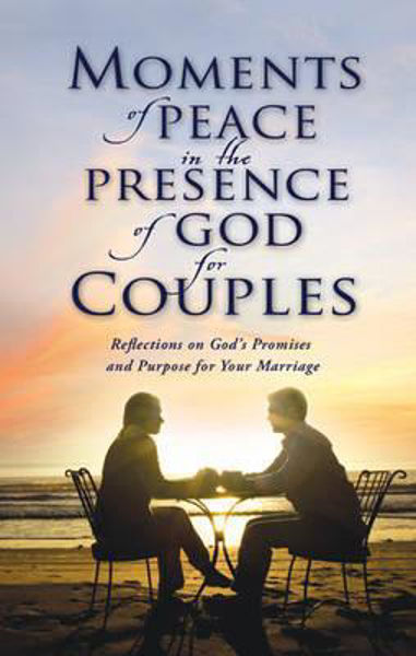 Picture of MOMENTS OF PEACE FOR COUPLES