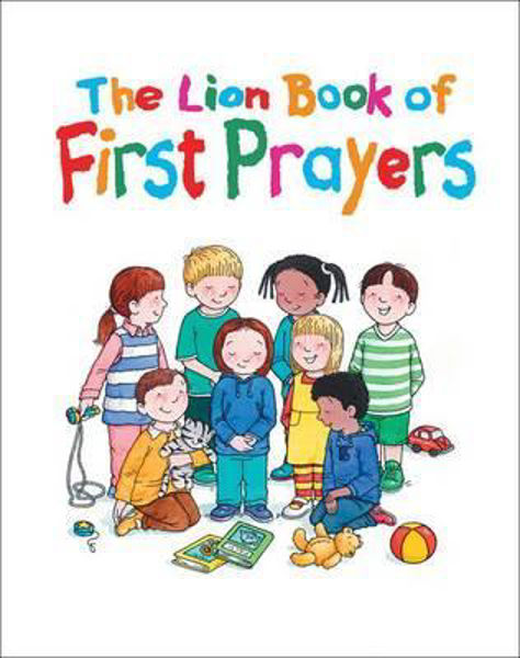 Picture of THE LION BOOK OF FIRST PRAYERS