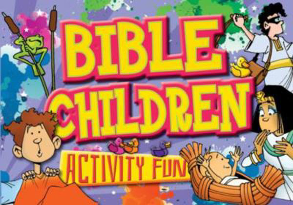Picture of BIBLE CHILDREN ACTIVITY FUN