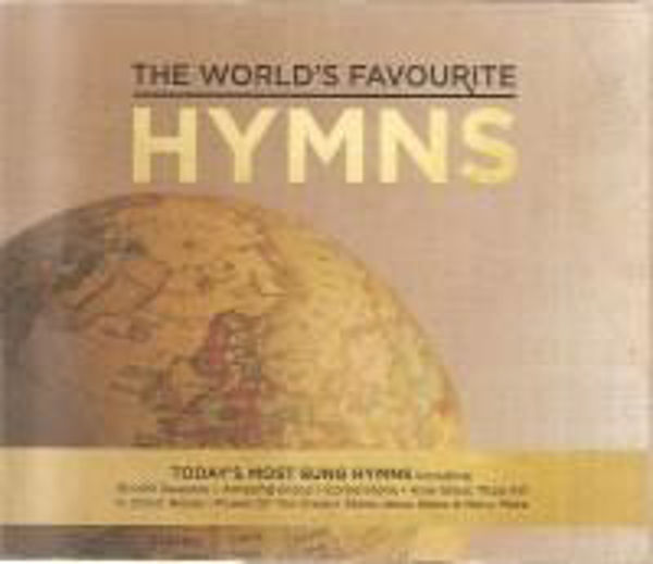 Picture of THE WORLD'S FAVOURITE HYMNS 3cd SET
