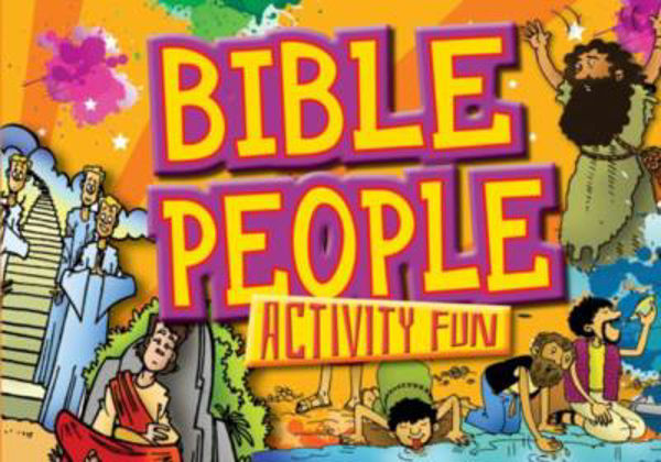 Picture of BIBLE PEOPLE ACTIVITY FUN
