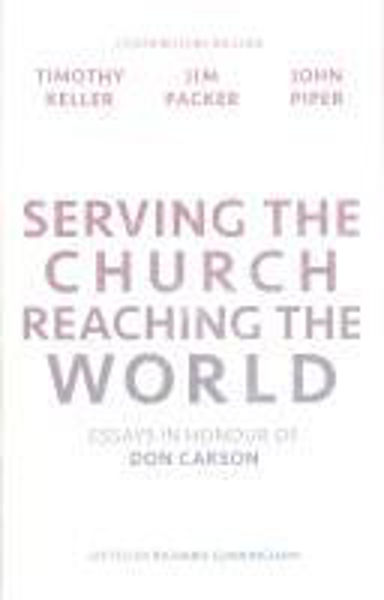 Picture of SERVING THE CHURCH REACHING THE WORLD