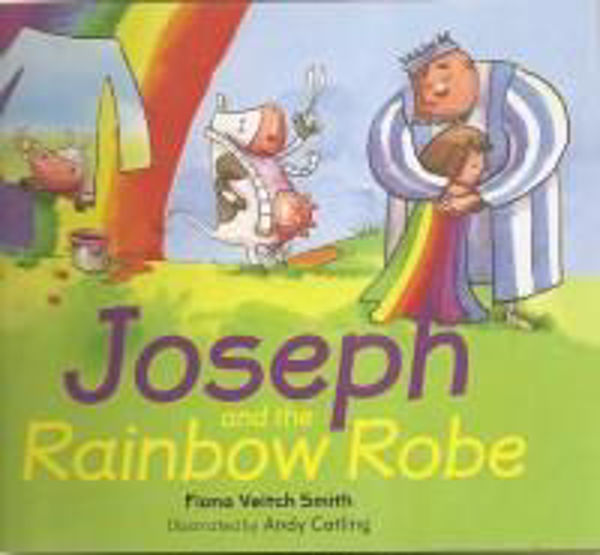 Picture of JOSEPH #1 and the RAINBOW ROBE Book 1
