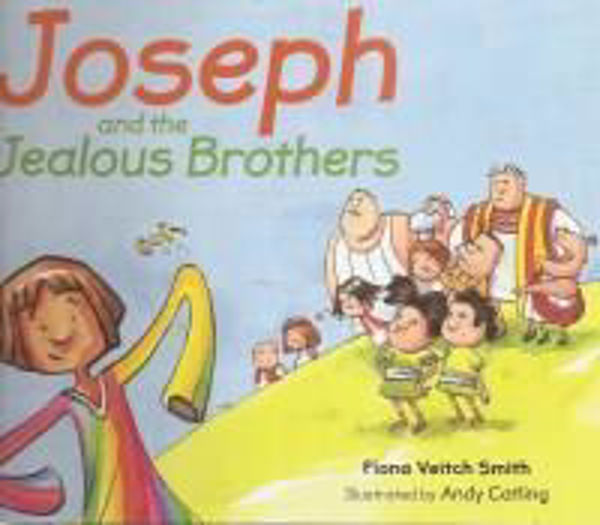 Picture of JOSEPH #2 and the JEALOUS BROTHERS Book 2