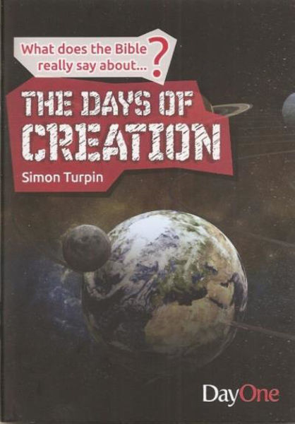 Picture of WHAT DOES THE BIBLE/#5 Days of Creation