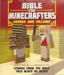 Picture of BIBLE FOR MINECRAFTERS/Heroes & Villians
