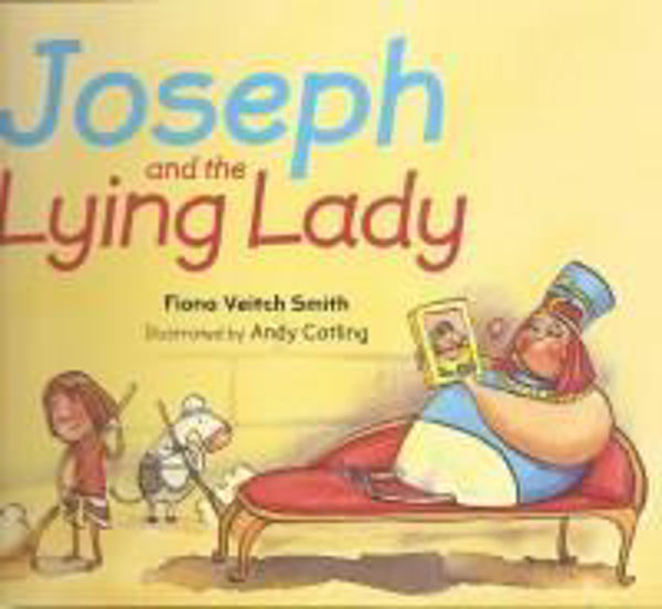 Picture of JOSEPH #3 and the LYING LADY Book 3