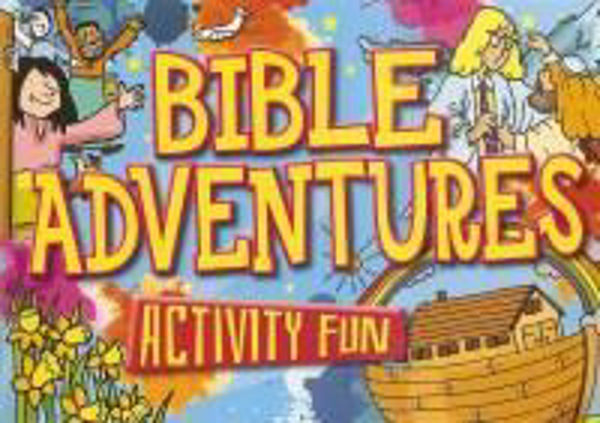 Picture of BIBLE ADVENTURES ACTIVITY FUN