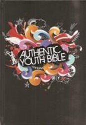 Picture of ERV AUTHENTIC YOUTH BIBLE Black Hardback