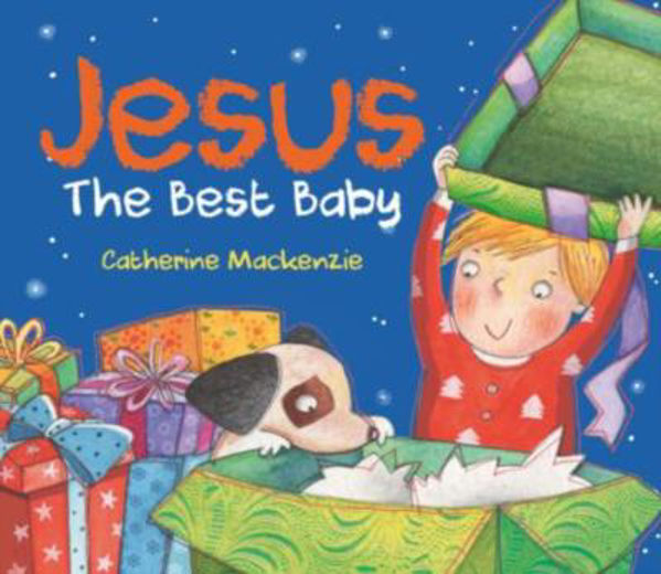 Picture of JESUS THE BEST BABY Board Book