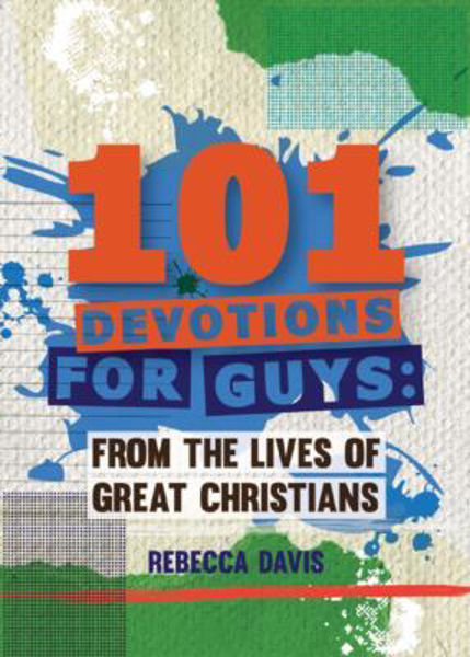 Picture of 101 DEVOTIONS FOR BOYS