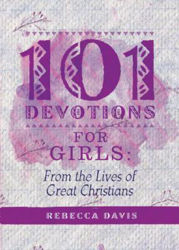 Picture of 101 DEVOTIONS FOR GIRLS