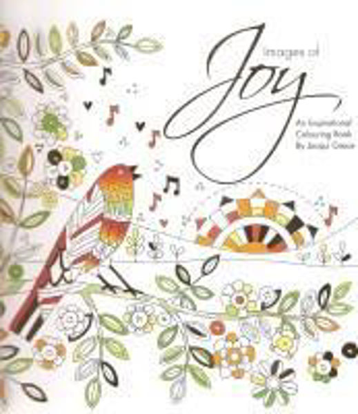 Picture of IMAGES of JOY Colouring book