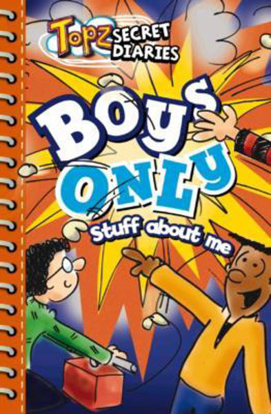 Picture of TOPZ SECRET DIARIES/Just for Boys