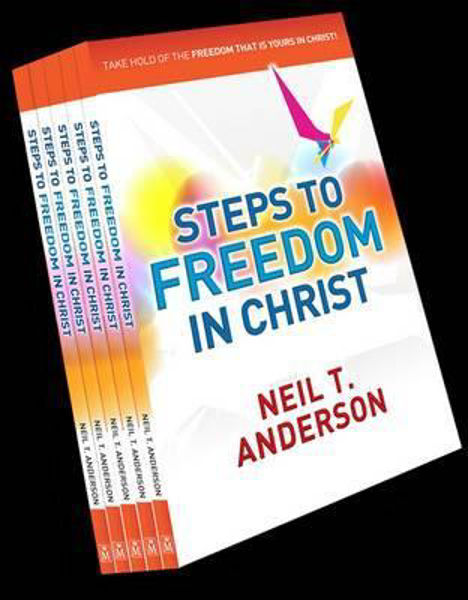 Picture of STEPS to FREEDOM IN CHRIST Pack of 5