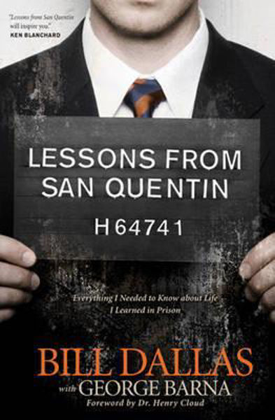Picture of LESSONS FROM SAN QUENTIN