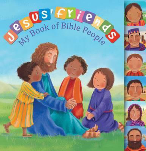 Picture of JESUS' FRIENDS
