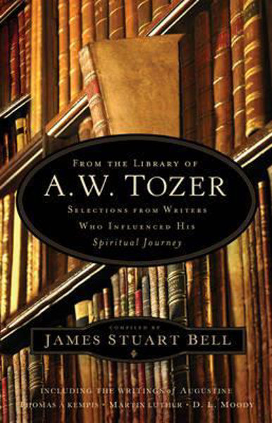 Picture of FROM THE LIBRARY OF A W TOZER