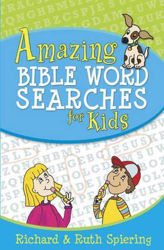 Picture of AMAZING BIBLE WORD SEARCHES
