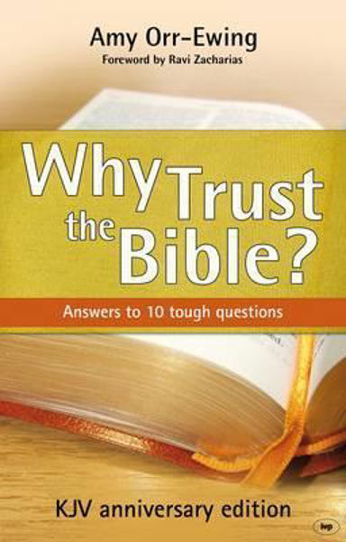 Picture of WHY TRUST THE BIBLE?