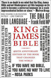 Picture of KJV KING JAMES BIBLE 400th Anniversary
