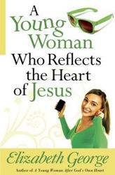 Picture of YOUNG WOMAN REFLECTS THE HEART OF JESUS