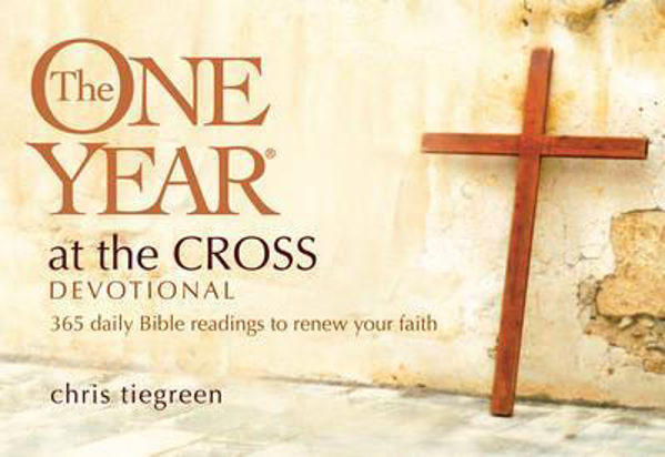 Picture of ONE YEAR DEVOTIONAL/AT THE CROSS 365