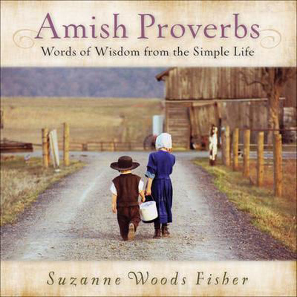 Picture of AMISH PROVERBS