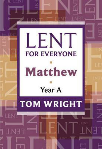 Picture of LENT FOR EVERYONE/MATTHEW Year A