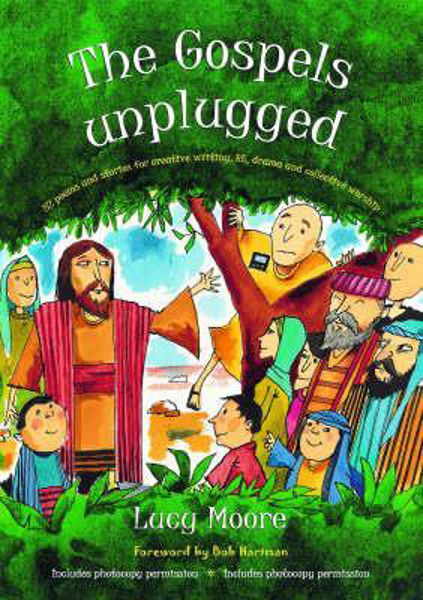 Picture of THE GOSPELS UNPLUGGED