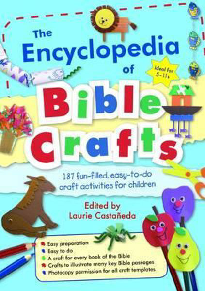 Picture of THE ENCYCLOPEDIA OF BIBLE CRAFTS