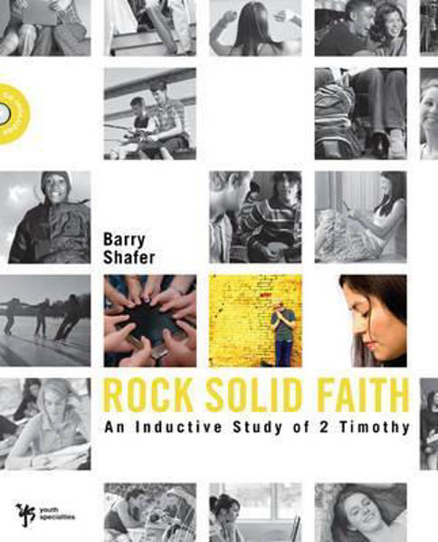 Picture of ROCK SOLID FAITH