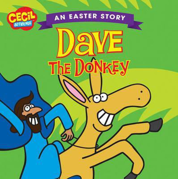 Picture of DAVE THE DONKEY
