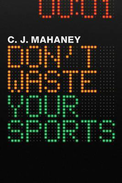 Picture of DON'T WASTE YOUR SPORTS