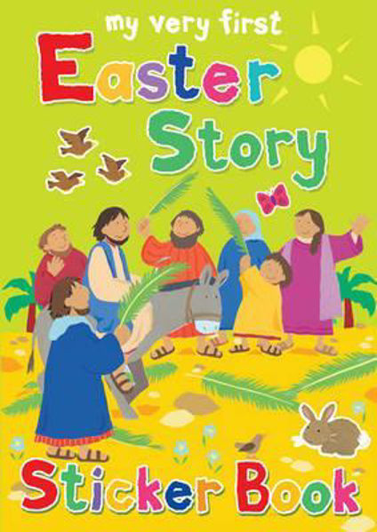 Picture of MY VERY FIRST EASTER STORY STICKER BOOK