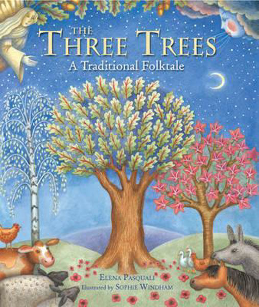 Picture of THE THREE TREES
